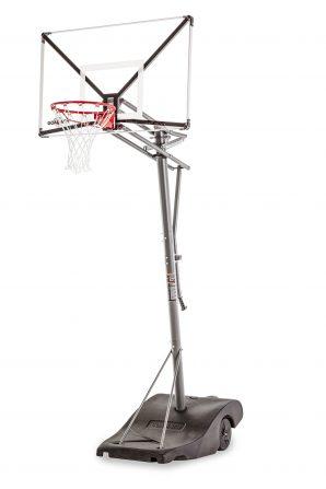 54″ GoTek Portable Basketball Hoop